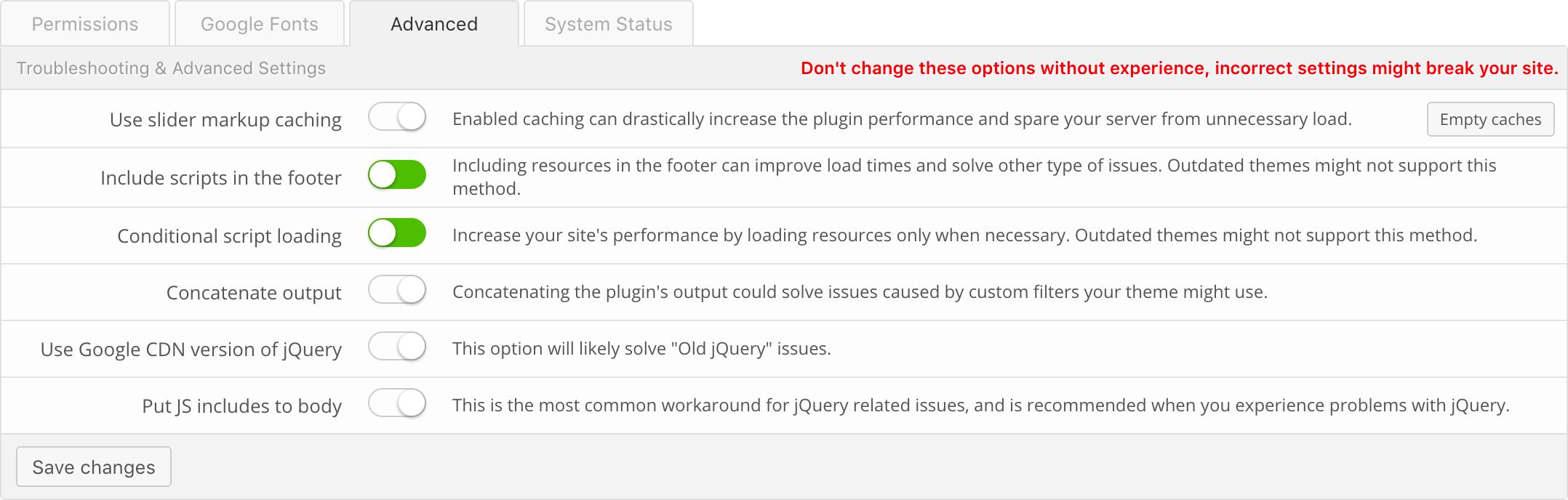 LayerSlider Responsive Slider Plugin