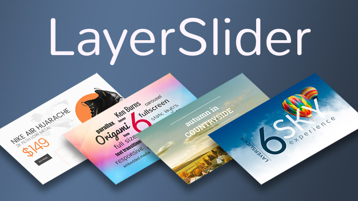Layerslider The Most Advanced Animation Builder For Wordpress With Smart Slider Solutions
